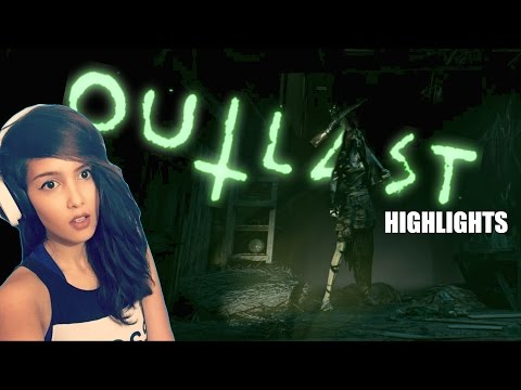 FUNNY/SCARY MOMENTS in OUTLAST 2 | Highlights