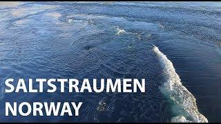 DaneWithADrone - Saltstraumen - The worlds strongest maelstrom