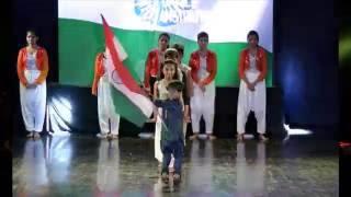 Vande Mataram Choreo By Abhishek Panchal