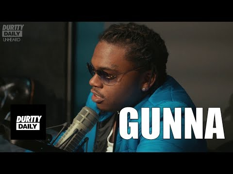Gunna Talks Early Beginnings & His Positive Message To The Youth