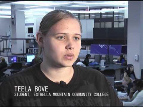 About Estrella Mountain Community College