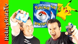 Pokemon Card Game with HobbyDad vs HobbyGuy: Episode 1