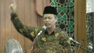 Tabligh Akbar Prof Yunahar Ilyas, Ada Apa dengan Surat Al Maidah 51?