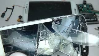 Iphone 5 замена стекла своими руками