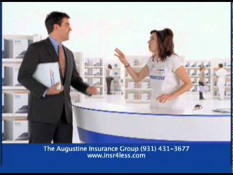Progressive Auto Insurance  The Augustine Insurance Group