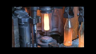 manufacturing process of a glass bottle machines and industry - how to manufacture  | Tech Rk
