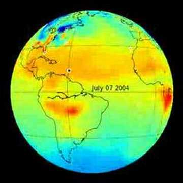 NOAA's CarbonTracker