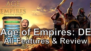 Age of Empires Definitive Edition: Full Review of All Features