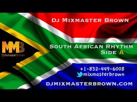 South african rhythm side a / dj mixmasterbrown 326 views
