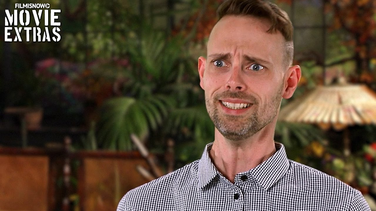 Miss Peregrine's Home For Peculiar Children | On-set visit with Ransom Riggs 'Author'