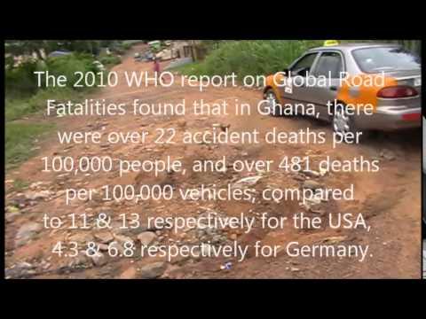 Bad Road Bad Bad Roads in Ghana 2014