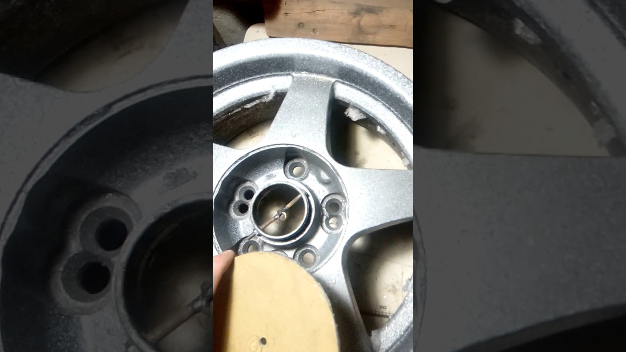 Колпачок на литой диск своими руками 94