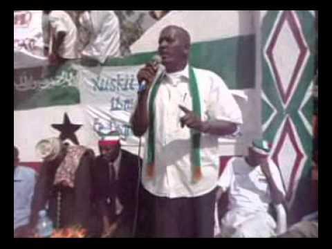 Barnaamijka Degmada balli Dhiig ee 18 may Iyo Somaliland