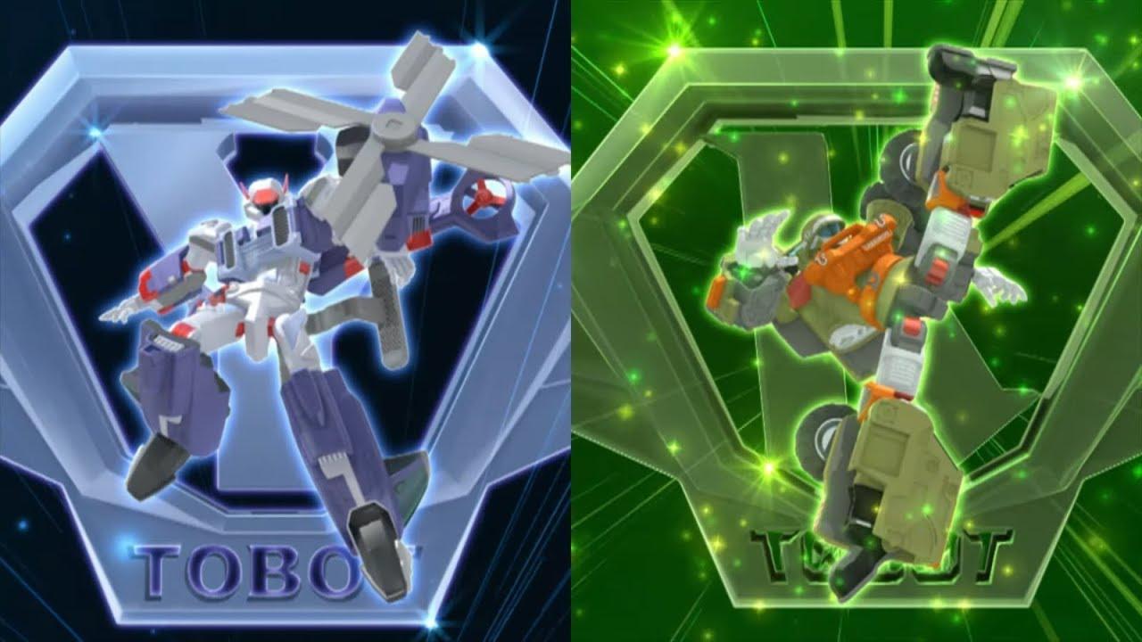 Тоботы 4 сезон - Новые серии - 17 Серия | Мультики про роботов трансформеров