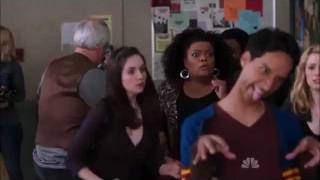 Community - Abed (the vampire) needs to date