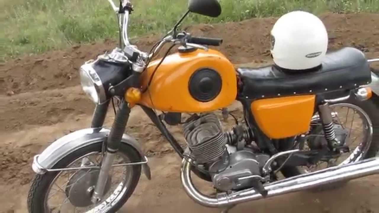 Мотоцикл иж планета спорт фото