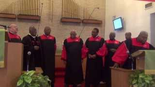 Jimmy Brown & Contee Men's Choir performed: Since I met Jesus. 01-19-14.