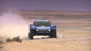 Sonangol Schlesser Team after Sealine Cross Country Rally 2013