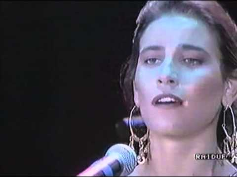 Paola Turci - Frontiera (Cantagiro 1990)
