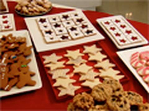 Have a Christmas Cookie Swap Party