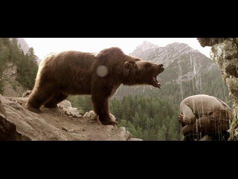 Отрывок с фильма Медведь получивший 9 наград.