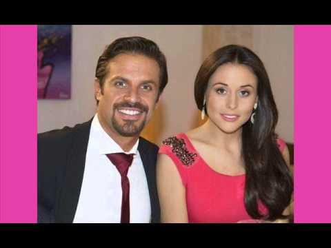 Zuria Vega Married Zuria Vega y Mark Tacher Seran