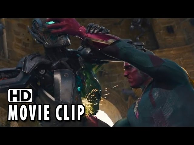Avengers: Age of Ultron Blu-ray Release CLIP 'Protecting the Key' (2015) - Marvel Movie HD