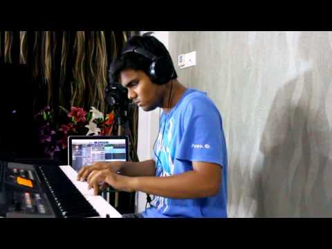 ABCD 2- Sun Sathiya (Drums, Djembe & Piano Cover) Parth Saini