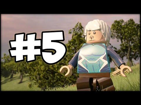 LEGO MARVEL AVENGERS - LBA - Episode 5 : Hawkeye Farm!