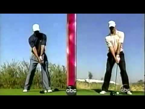 tigerwoods vs adam scott