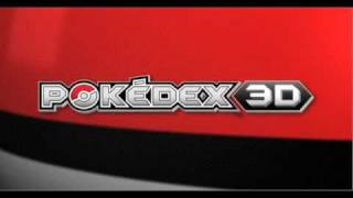 Pokédex 3D - Nintendo 3DS - E3 Reveal