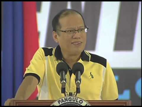 Meeting with Local Leaders and the Community in Lucban, Quezon (Speech) 4/29/2013