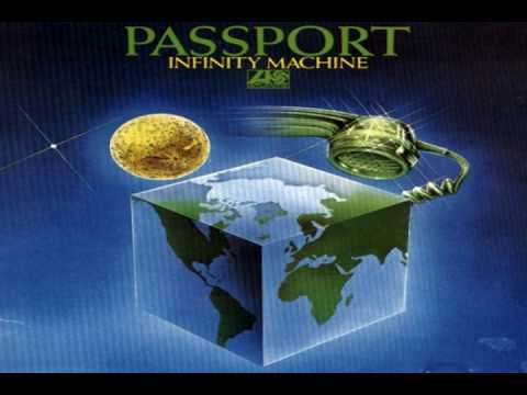 PASSPORT Infinit Machine 04 Infinity Machine
