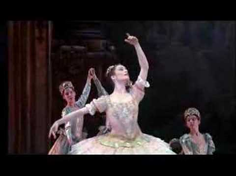 Sleeping Beauty ballet Video