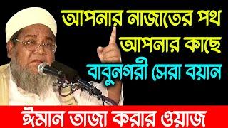 Download Bangla Waz Mahfil Allama Junaid Babunagari Waz আল্লামা জুনাইদ বাবুনগরী 3Gp Mp4