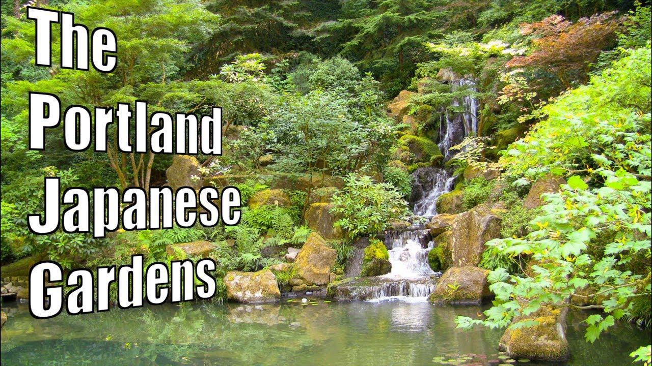 Portland 39 S Japanese Garden Youtube