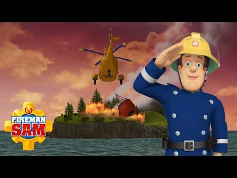 Fireman Sam Alien Alert Trailer | COMING SOON