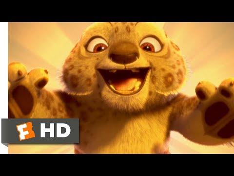 Kung Fu Panda (2008) - The Origin of Tai Lung Scene (4/10)   Movieclips
