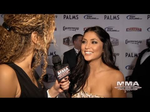 "Arianny Celeste: ""Playboy Opened Up A Lot of Doors For Me"""