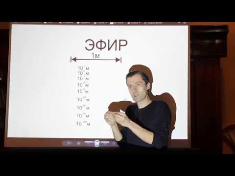 Теория эфира - запретная физика