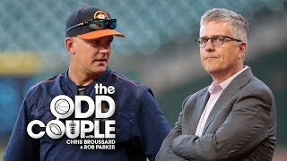 Did The Punishment Fit the Houston Astros' Crime? - Chris Broussard & Rob Parker