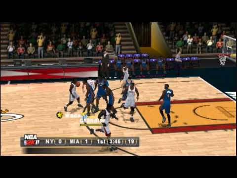 NBA 2K11 PSP Gameplay