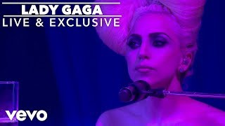 Клип Lady Gaga - Speechless (live)