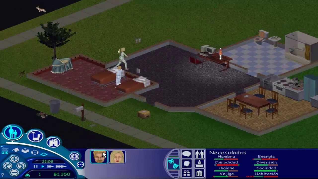 Los Sims 1 [Portable] [Mediafire]