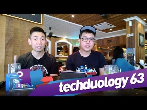 Techduology 63: the many lubang episode, free internet in Malaysia + Galaxy Gear review & more!