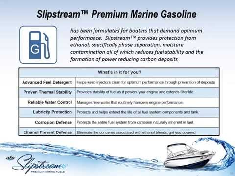 Slipstream Premium Marine Fuels