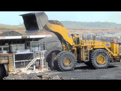Watch LeTourneau L-1850 Loader
