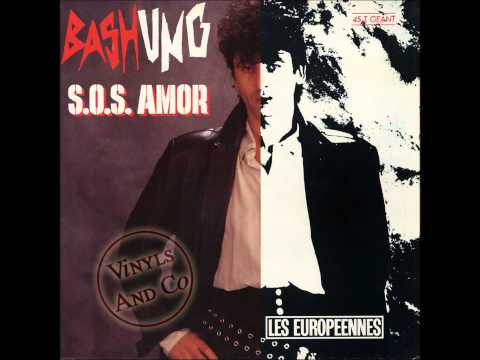 Alain Bashung - S.o.s. Amor