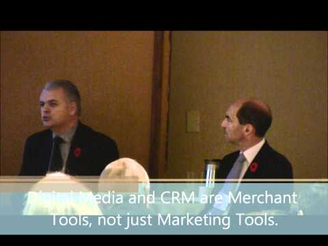 Technology and CRM are Merchant Tools not just Marketing Tools!!!