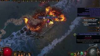 [beta] sunder t11 strand (enfeeble)